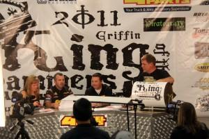 2011 King of the Hammers drawing party